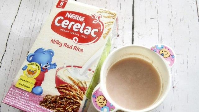 Cerelac Nestle MPASI Terbaik Untuk si Kecil