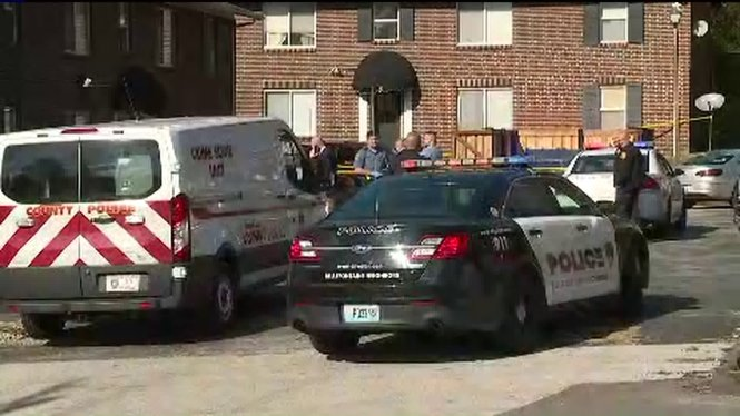 Police Investigating Double Homicide In