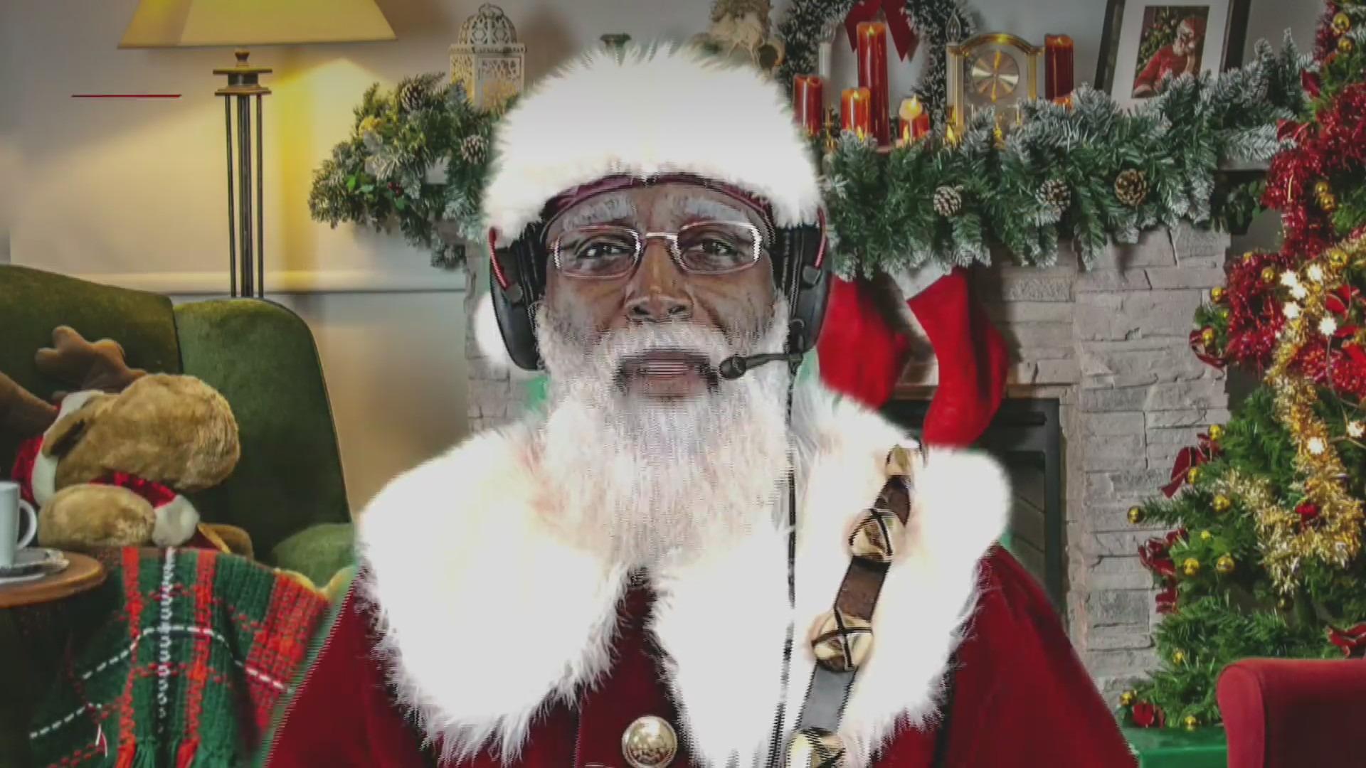 Christmas Day Restaurants 2020 St Louis Mo Cocoa Santa is bringing Christmas cheer and representation to the