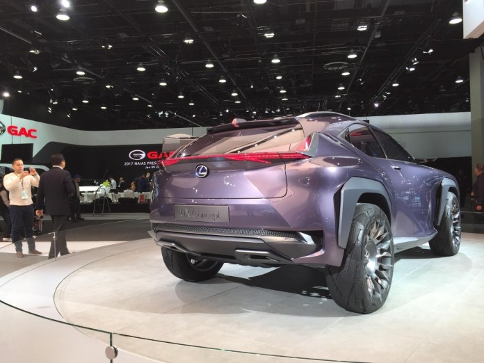 gallery: concept cars at the 2017 north american international auto