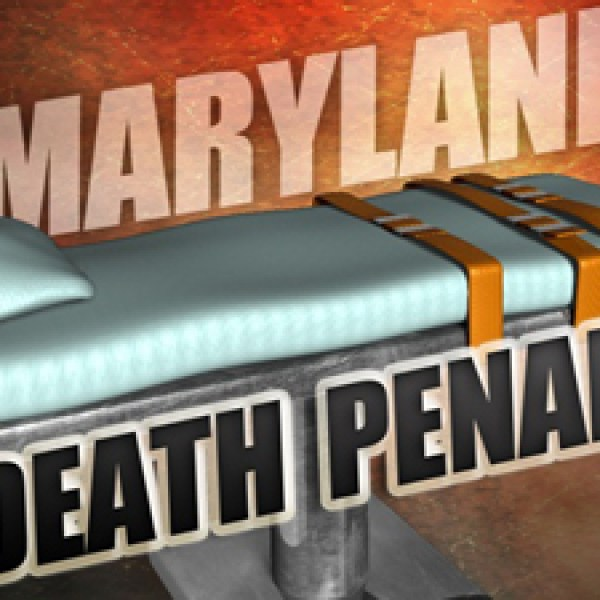 maryland death penalty