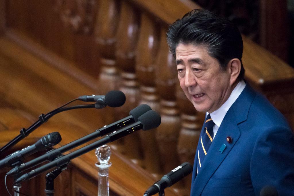 Shinzo Abe Japan Prime Minister