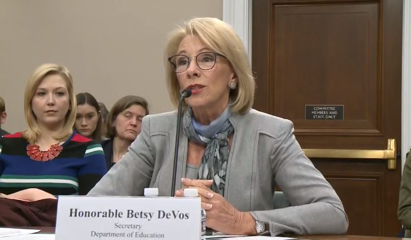 Picture of Betsy DeVos