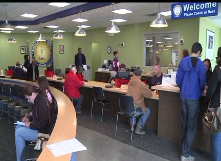 BMV branches to shut down this weekend