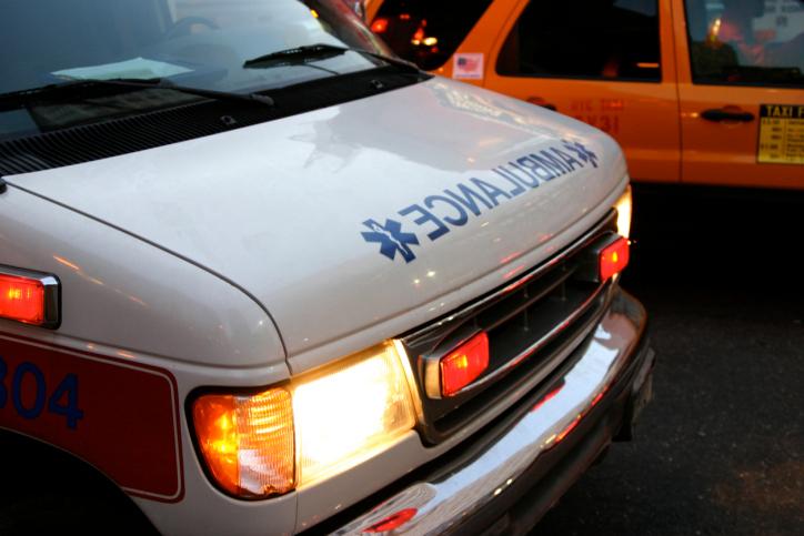 emergency, ambulance, hospital