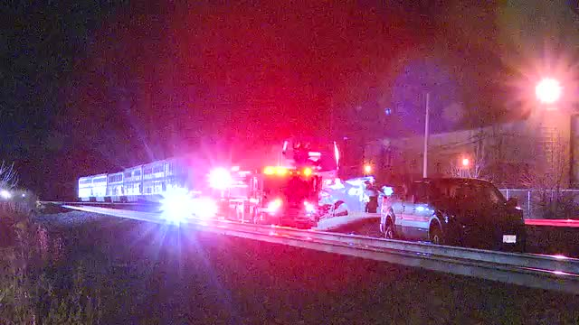 Columbiana train crash