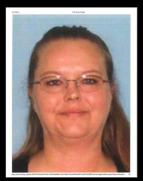 Police ask for help locating missing Medina woman (image)