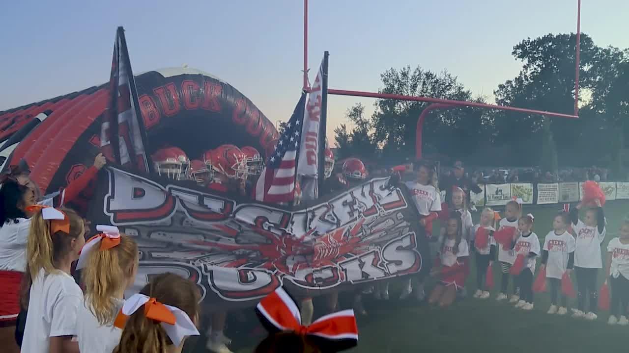 High School football local
