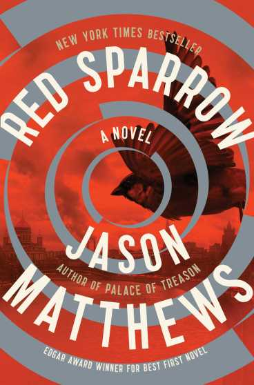 Red Sparrow - Simon and Schuster - book review - blog - foxandbagels
