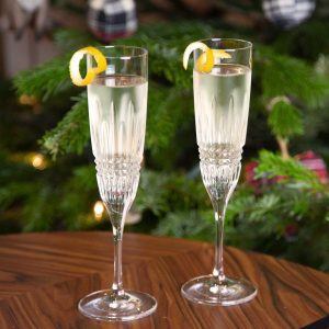 Spiced Orange & Champagne