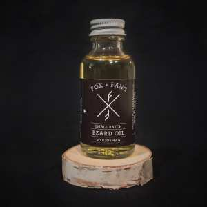 Woodsman Beard Oil - Fox + Fang Beard Co.