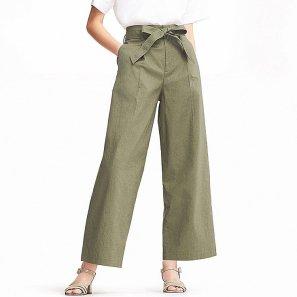 uniqlo-pantalon-large-ceinture