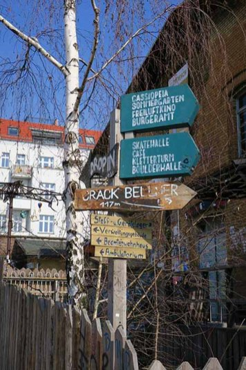 Friedrichshain visiter berlin en 3 jours