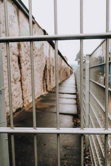 visiter le mur de berlin