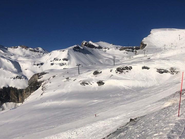 L'hiver en Suisse