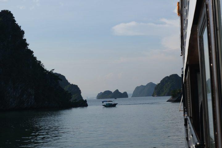Découvrir la baie de Lan Ha