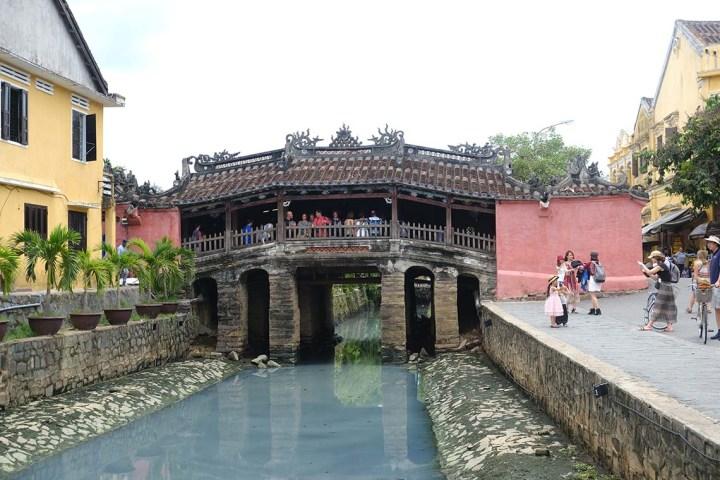 Pont Pagode de Hoi An