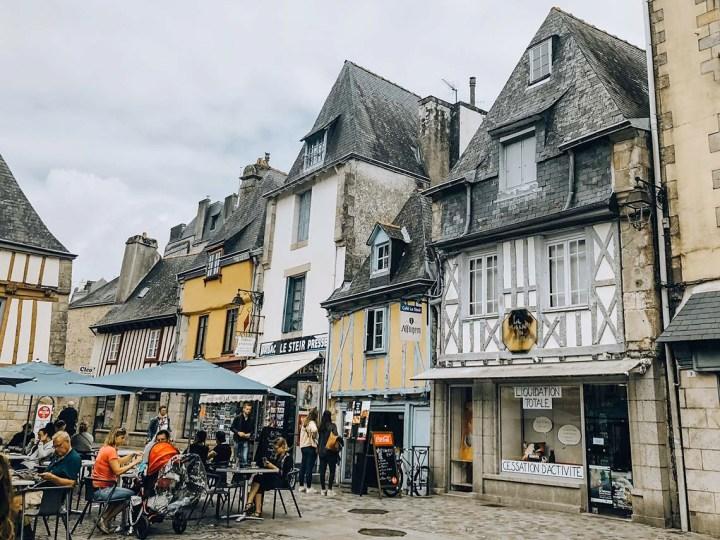 Centre historique de Quimper