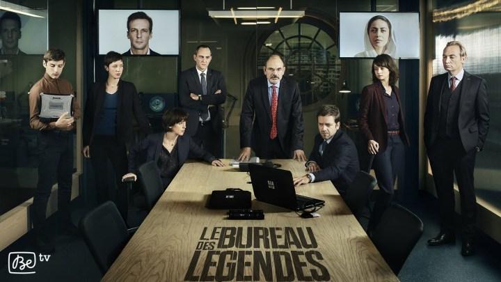 Séries françaises à voir : Le Bureau des légendes