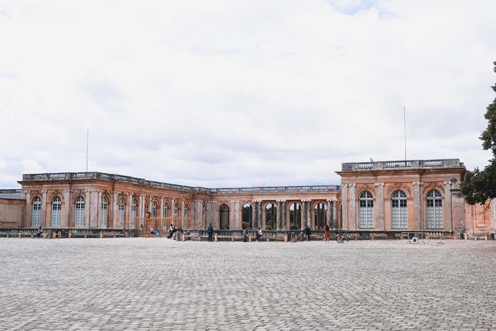 Visiter le grand Trianon