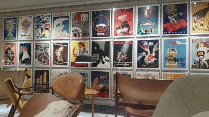 Musée du design à Copenhague