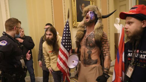 Maryland man caught inside US Capitol building during riot fired | WBFF