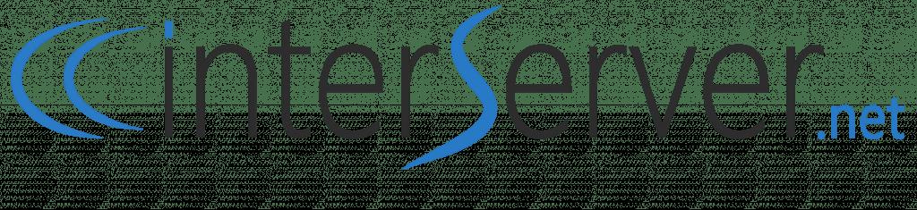 Interserver hosting logo