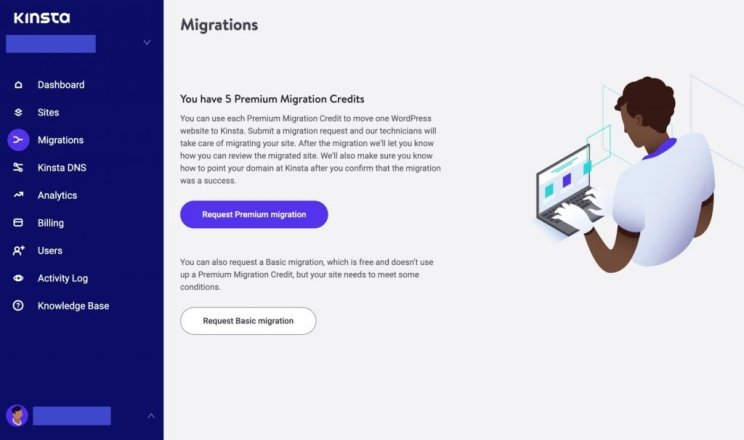 Get premium free migration from web hosting (free site transfer)