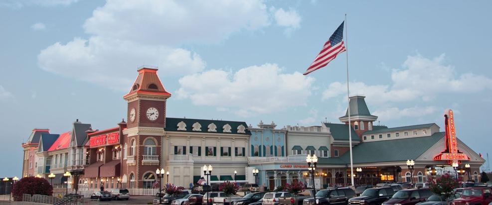Boomtown Casino Rv Park Biloxi Ms
