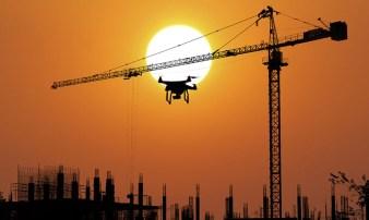 Imagens Vídeos Filmagens Aéreas Aéreos com Drone imagens ilustrativas propaganda de obras Empresa Fox Drones Fox Drones