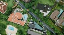 Imagens e Vídeos Aéreos com Drone Fotos de altas altitudes Empresa Fox Drones Fox Drones