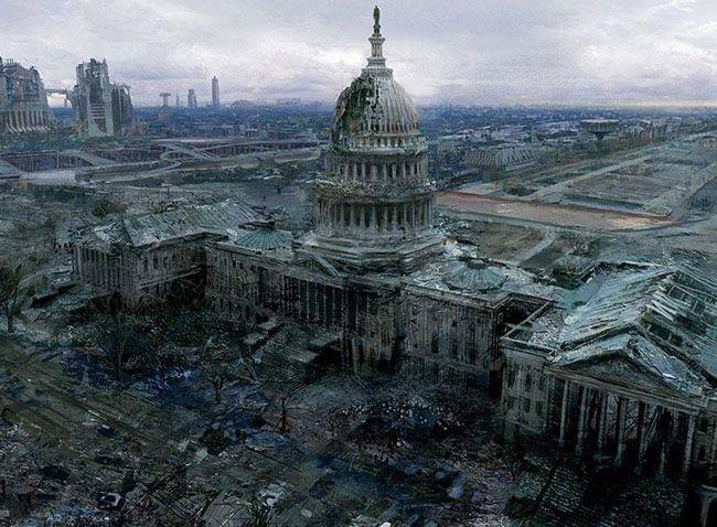 Apocalypse Is Coming