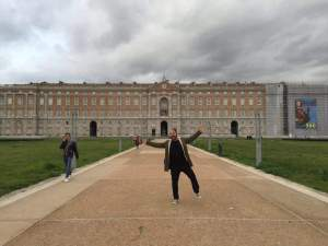 Fox Emerson Permesso Di Soggiorno Part Two Caserta Palazzo Reale