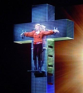 Who is Madonna Fox Emerson Cross