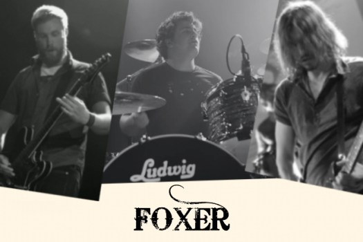 FOXER band photo.3