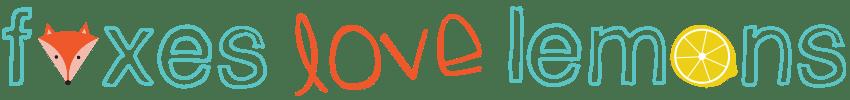 Foxes Love Lemons Logo