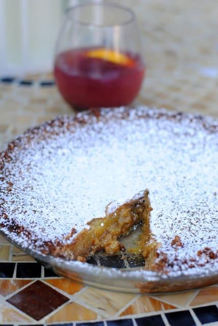 Momofuku Crack Pie for a Sangria Party | foxeslovelemons.com