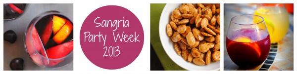 Sangria Party Week 2013 | foxeslovelemons.com