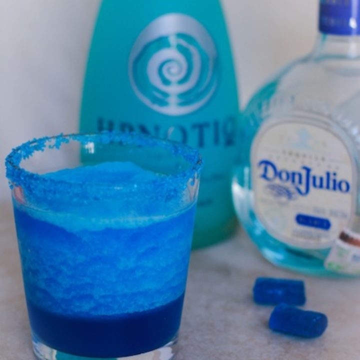 Crystal Blue Persuasion Cocktail