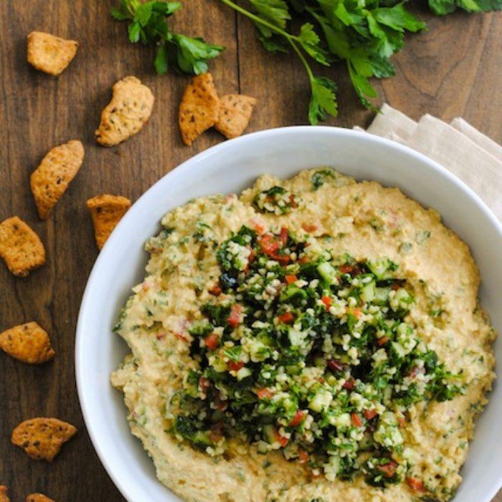 Tabbouleh Hummus