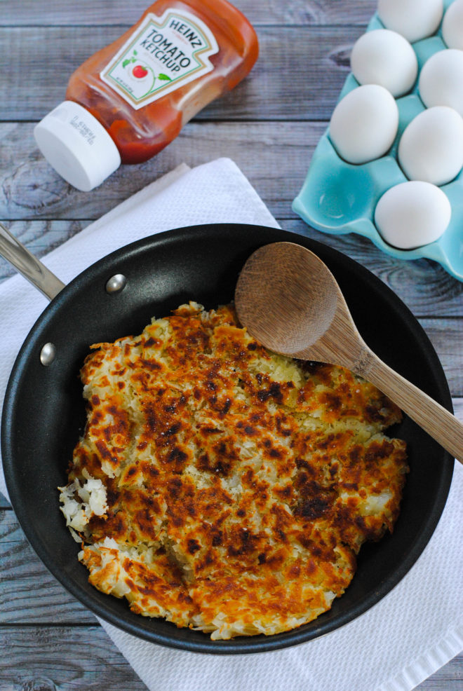 Culinary School Lesson: How To Make Restaurant-Style Crispy Hash Browns at Home   foxeslovelemons.com