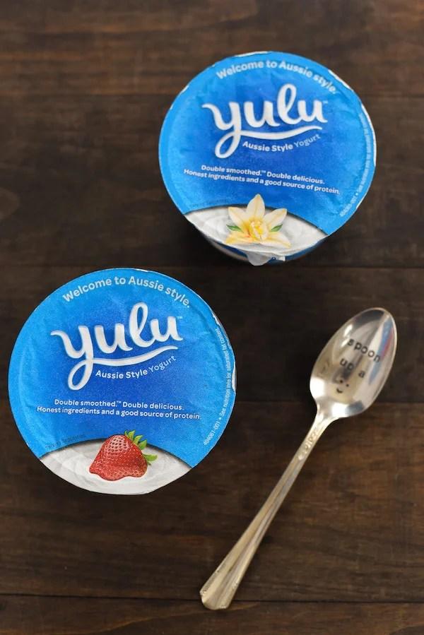 Yulu Yogurt | foxeslovelemons.com