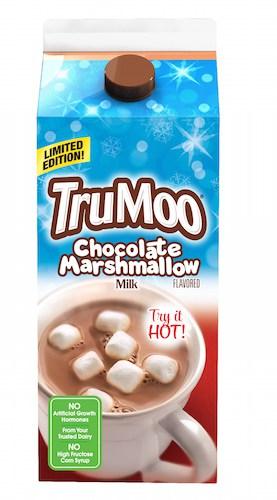 TruMoo Chocolate Marshmallow Milk | foxeslovelemons.com