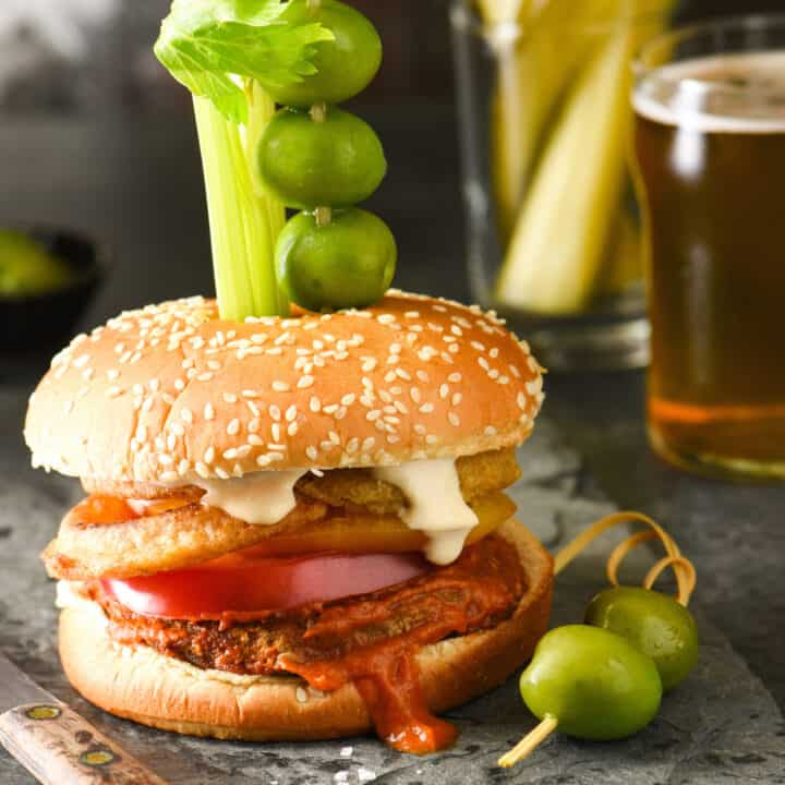 Epic Bloody Mary Burgers