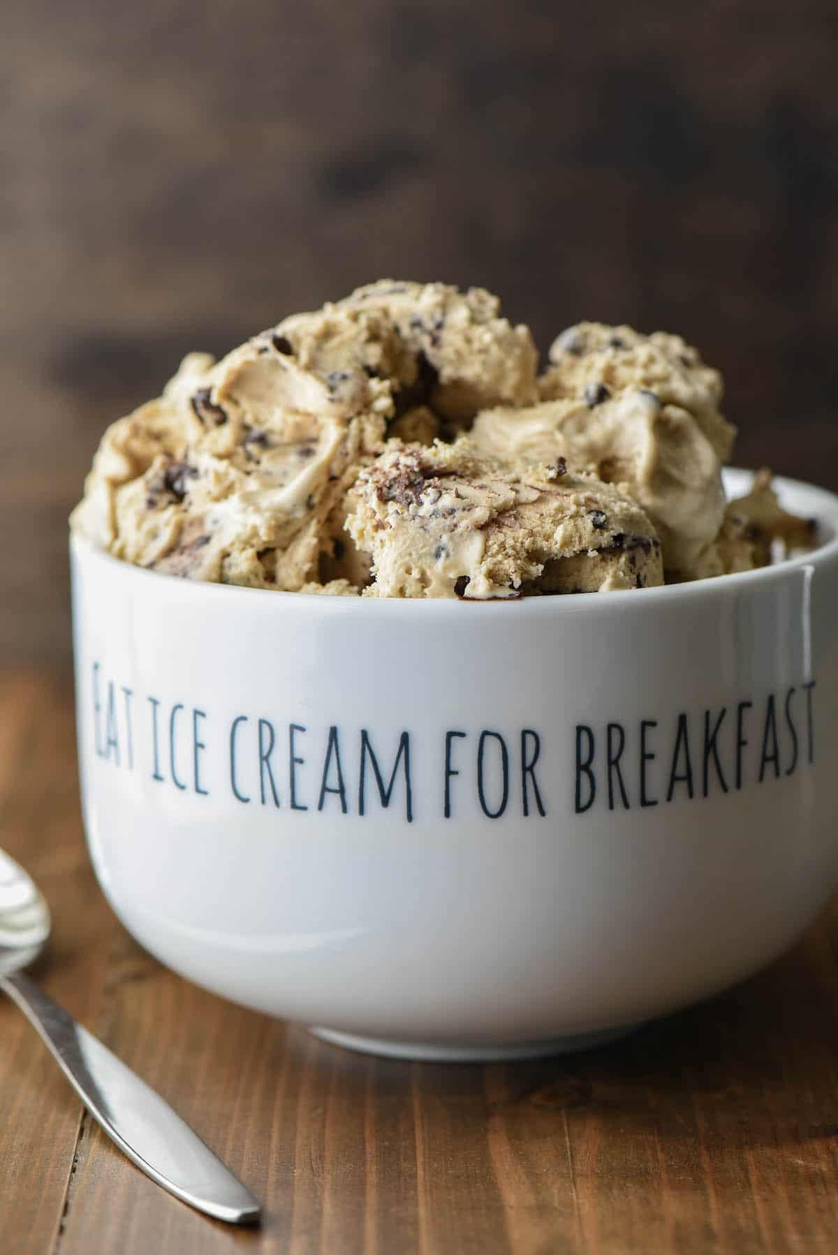 Eat Ice Cream For Breakfast | foxeslovelemons.com