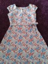 First sewn garment