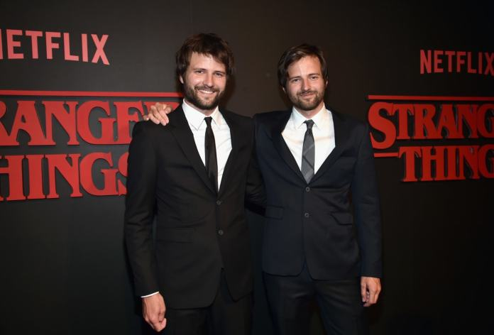 stranger things season 4 creators-The Duffer brothers