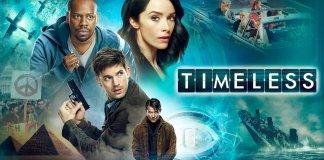 Timeless Season 3
