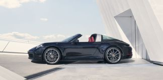 """Rich search results on Google when searched for """"2021 Porsche 911 Targa"""""""