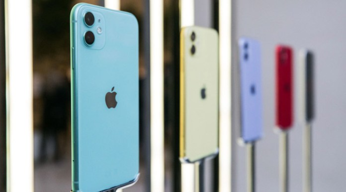 Prodtcion of Apple's iphones to start in India